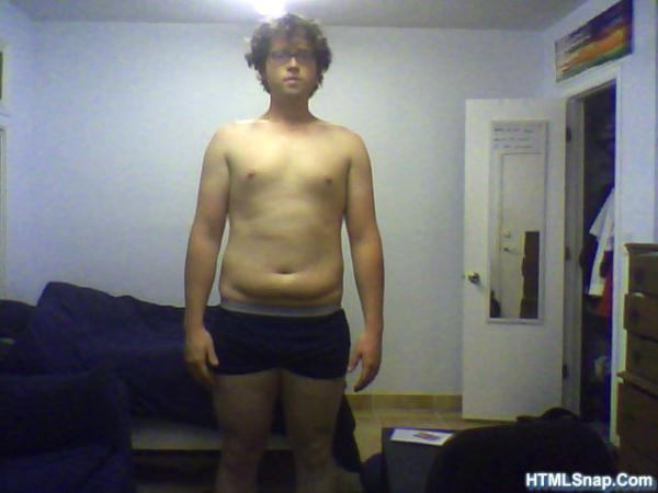 4 Photos of a 6 feet 2 230 lbs Male Weight Snapshot