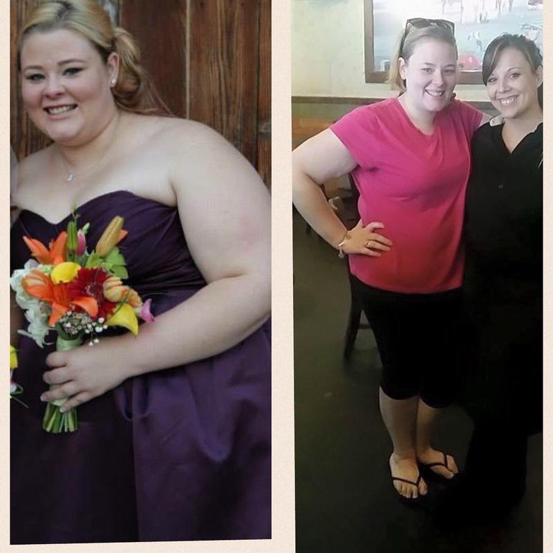 5'5 Female 5 lbs Weight Gain 315 lbs to 320 lbs