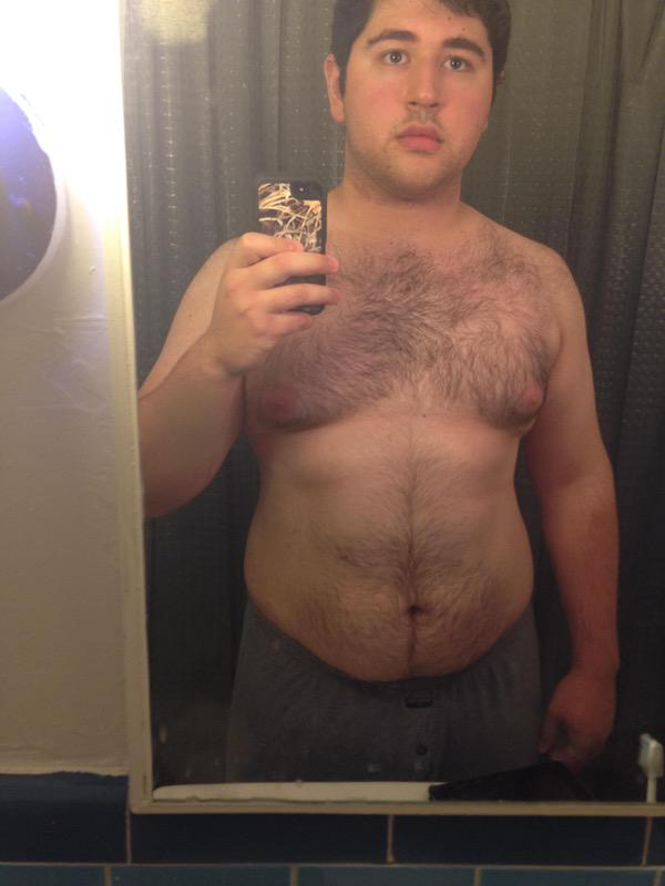 6'1 Male 66 lbs Fat Loss 264 lbs to 198 lbs