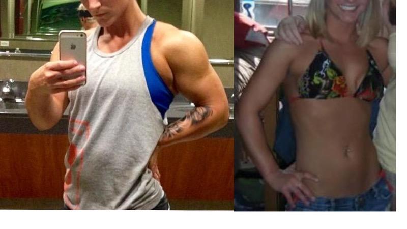 Progress Pics of 18 lbs Muscle Gain 5 foot Female 115 lbs to 133 lbs