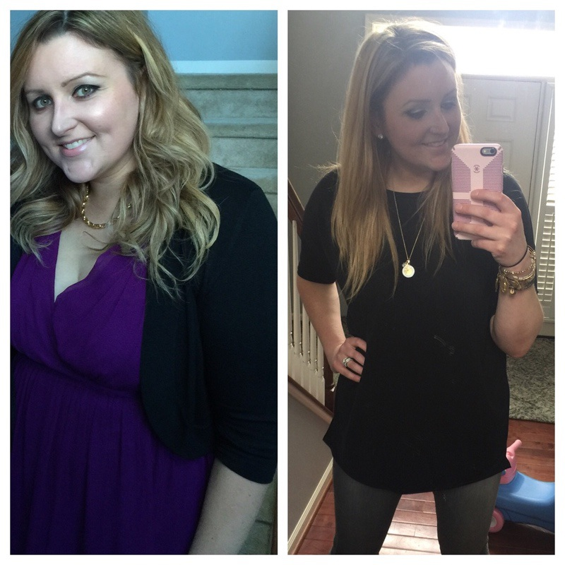 60 lbs Weight Loss Before and After 6 foot Female 240 lbs to 180 lbs