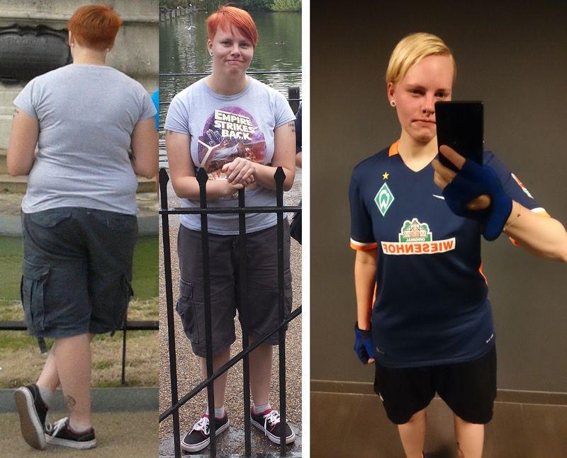 33 lbs Fat Loss 5 feet 6 Female 185 lbs to 152 lbs