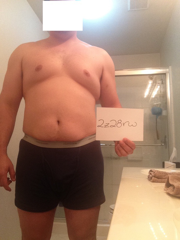 3 Pics of a 260 lbs 6 foot 10 Male Fitness Inspo