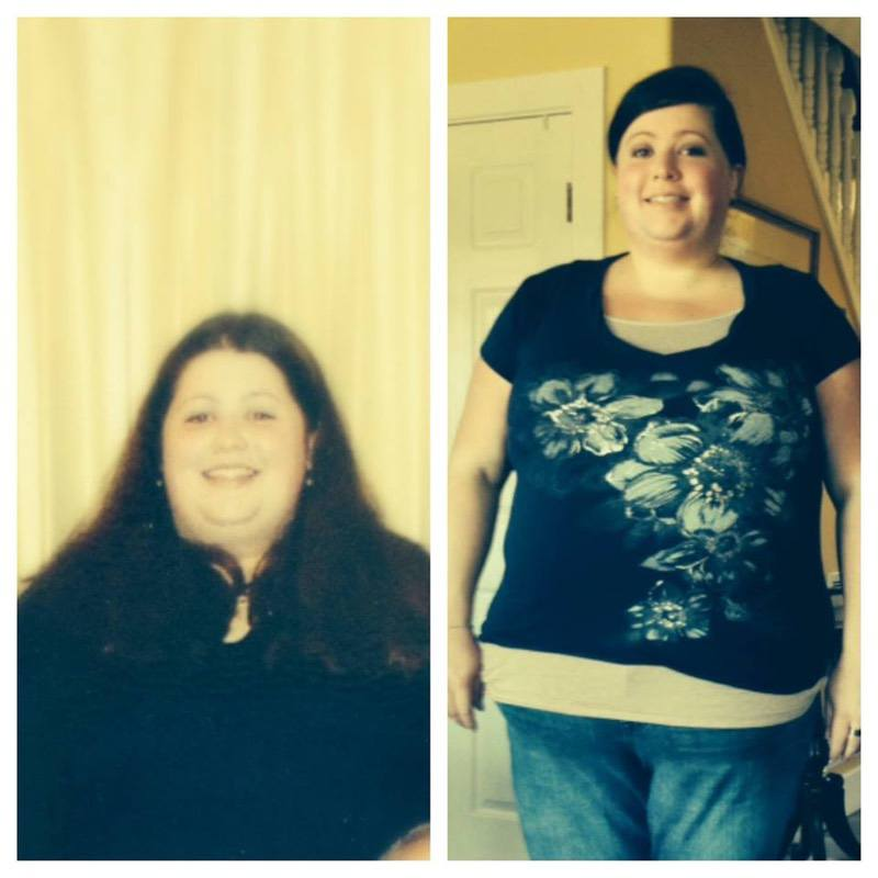 Progress Pics of 90 lbs Fat Loss 5 feet 5 Female 370 lbs to 280 lbs