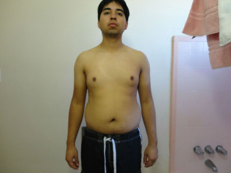 31 lbs Weight Loss Before and After 5 feet 7 Male 172 lbs to 141 lbs