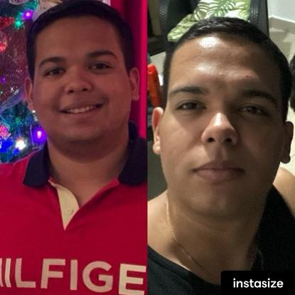 Progress Pics of 22 lbs Weight Loss 5 foot 5 Male 200 lbs to 178 lbs