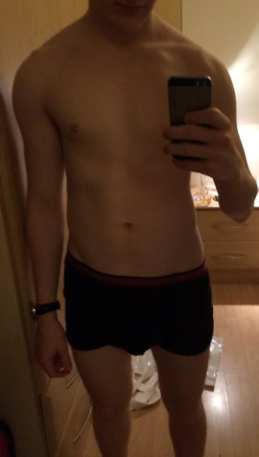 1 Pic of a 135 lbs 5 feet 10 Male Weight Snapshot