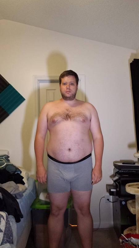 4 Pics of a 6 feet 1 294 lbs Male Fitness Inspo