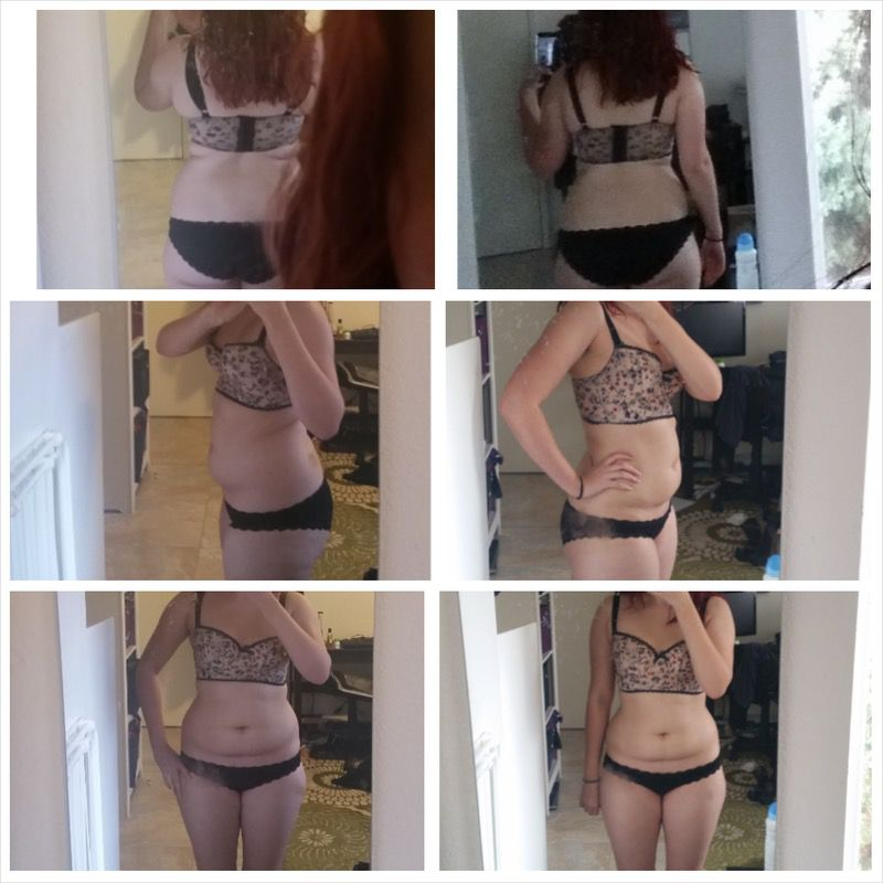 7 lbs Weight Loss 5 foot 2 Female 130 lbs to 123 lbs