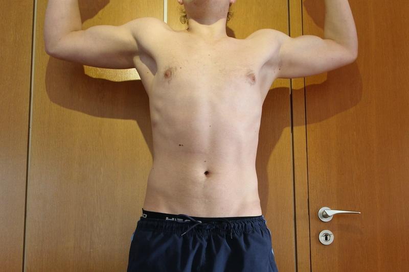 4 Pics of a 181 lbs 6 feet 10 Male Fitness Inspo