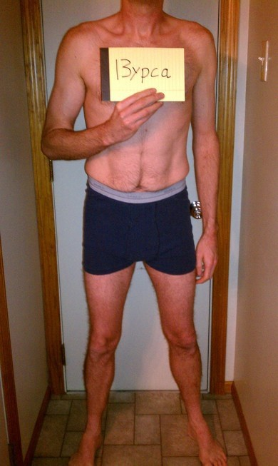 4 Pictures of a 135 lbs 5 foot 10 Male Fitness Inspo