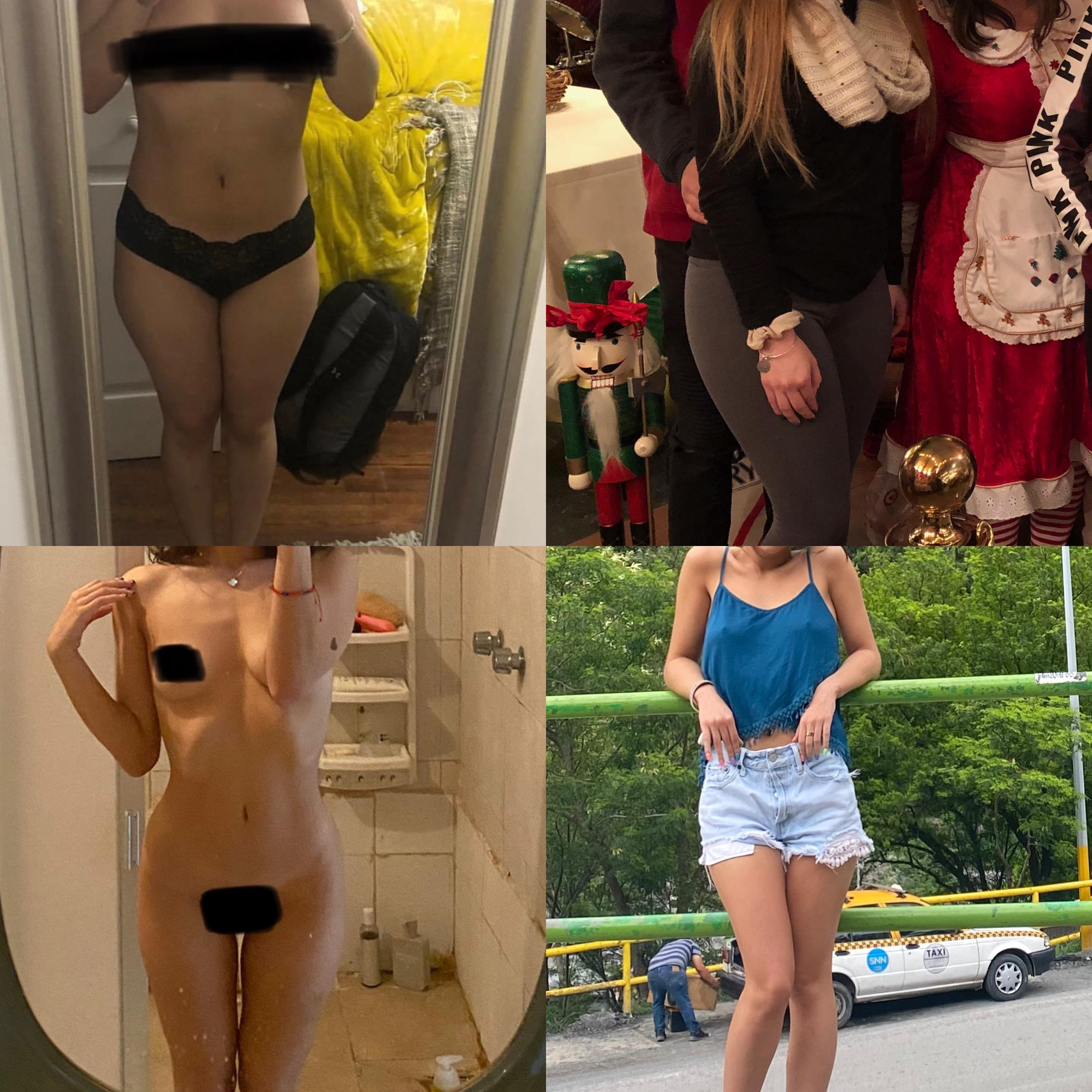 5 foot 4 Female Before and After 32 lbs Fat Loss 135 lbs to 103 lbs