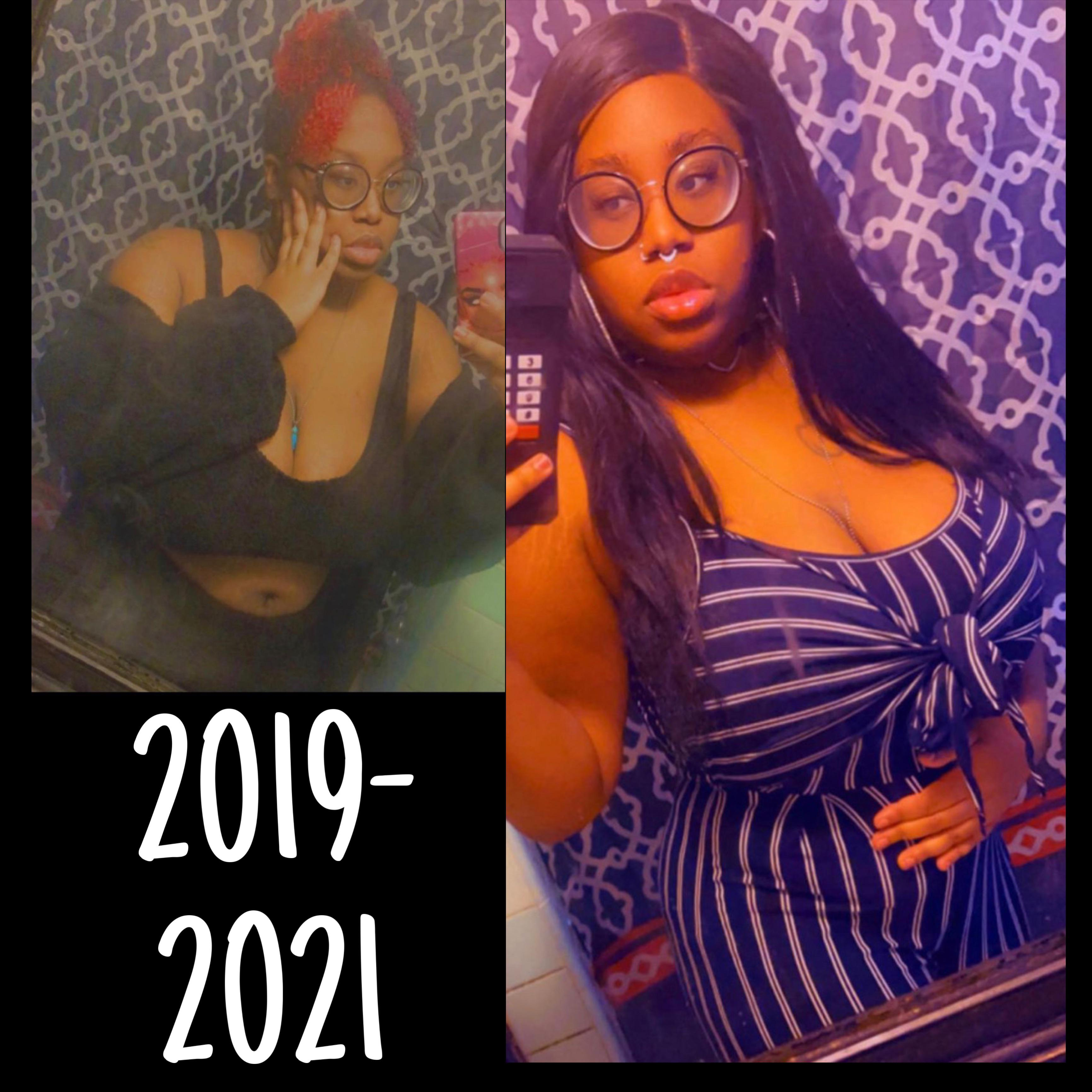 5'7 Female Progress Pics of 60 lbs Weight Loss 230 lbs to 170 lbs