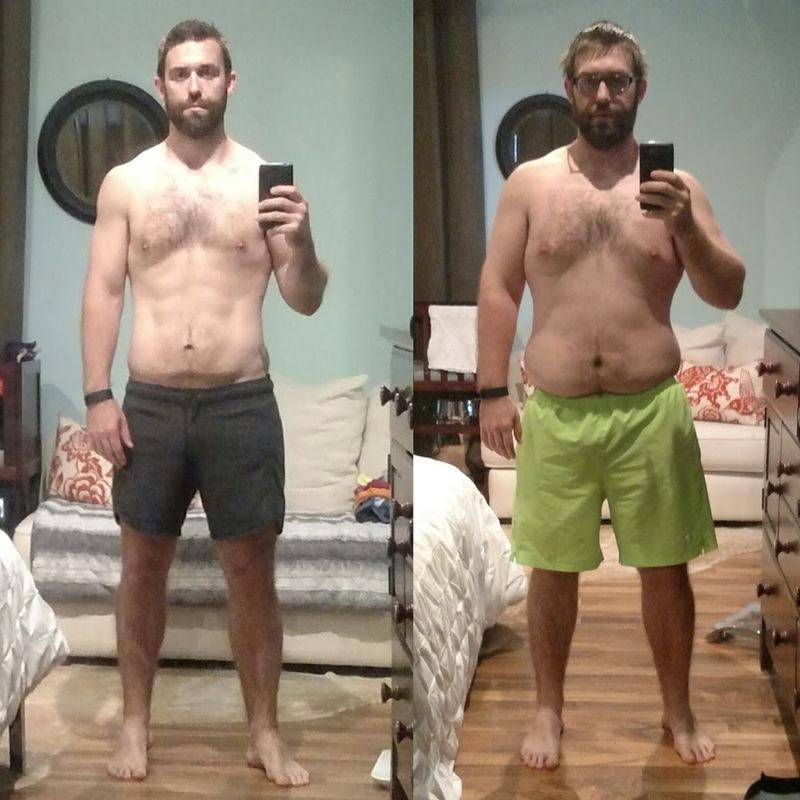 5'10 Male 40 lbs Fat Loss 225 lbs to 185 lbs