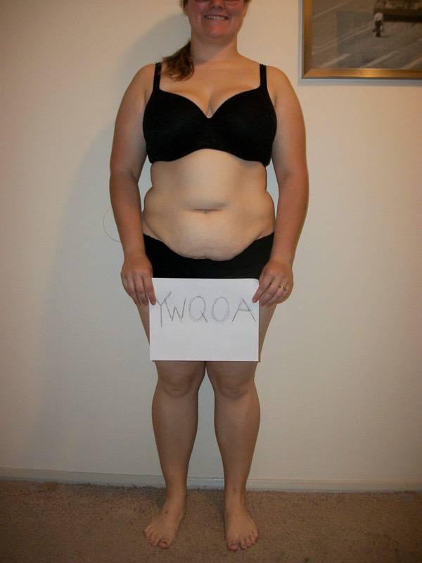 5 Pics of a 5'3 192 lbs Female Fitness Inspo