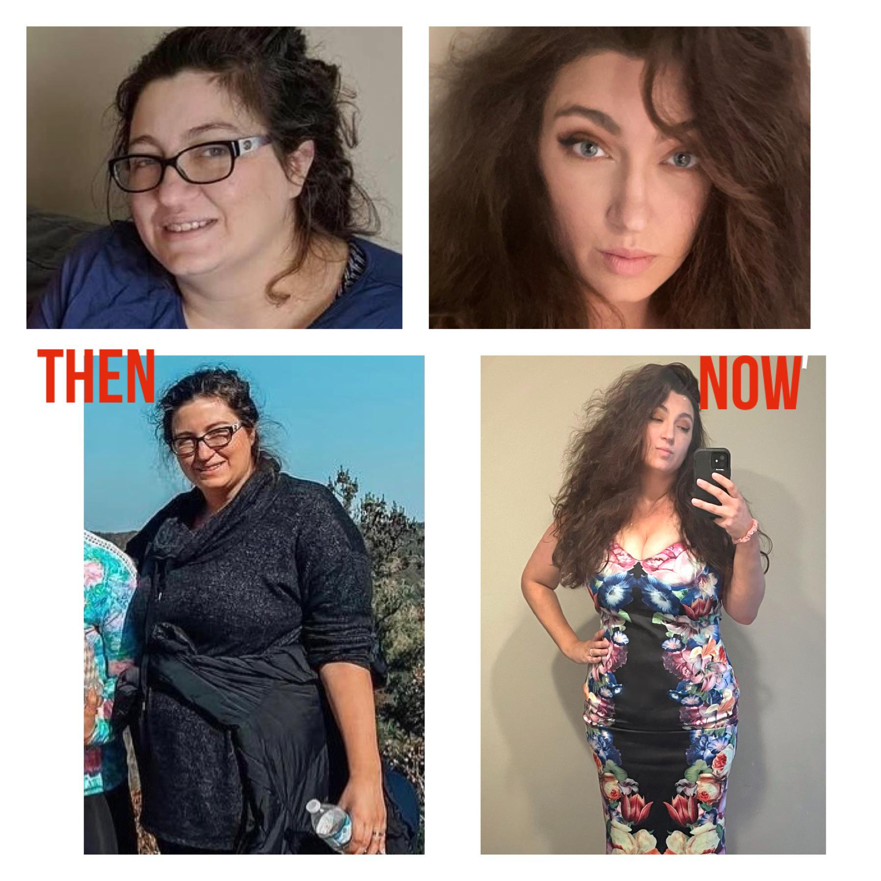 70 lbs Weight Loss 5 foot 9 Female 270 lbs to 200 lbs