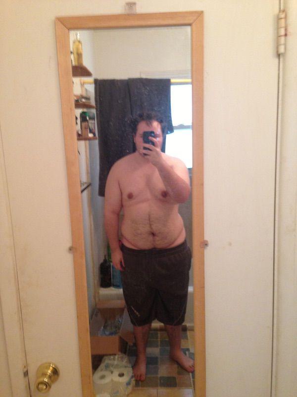 5'5 Male 86 lbs Fat Loss 233 lbs to 147 lbs