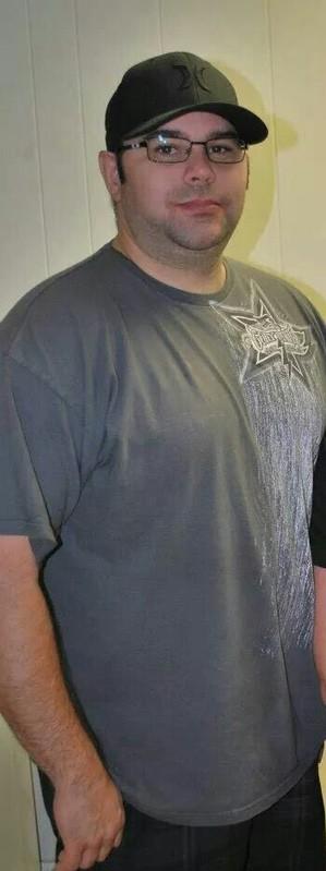 47 lbs Fat Loss 5 foot 8 Male 245 lbs to 198 lbs