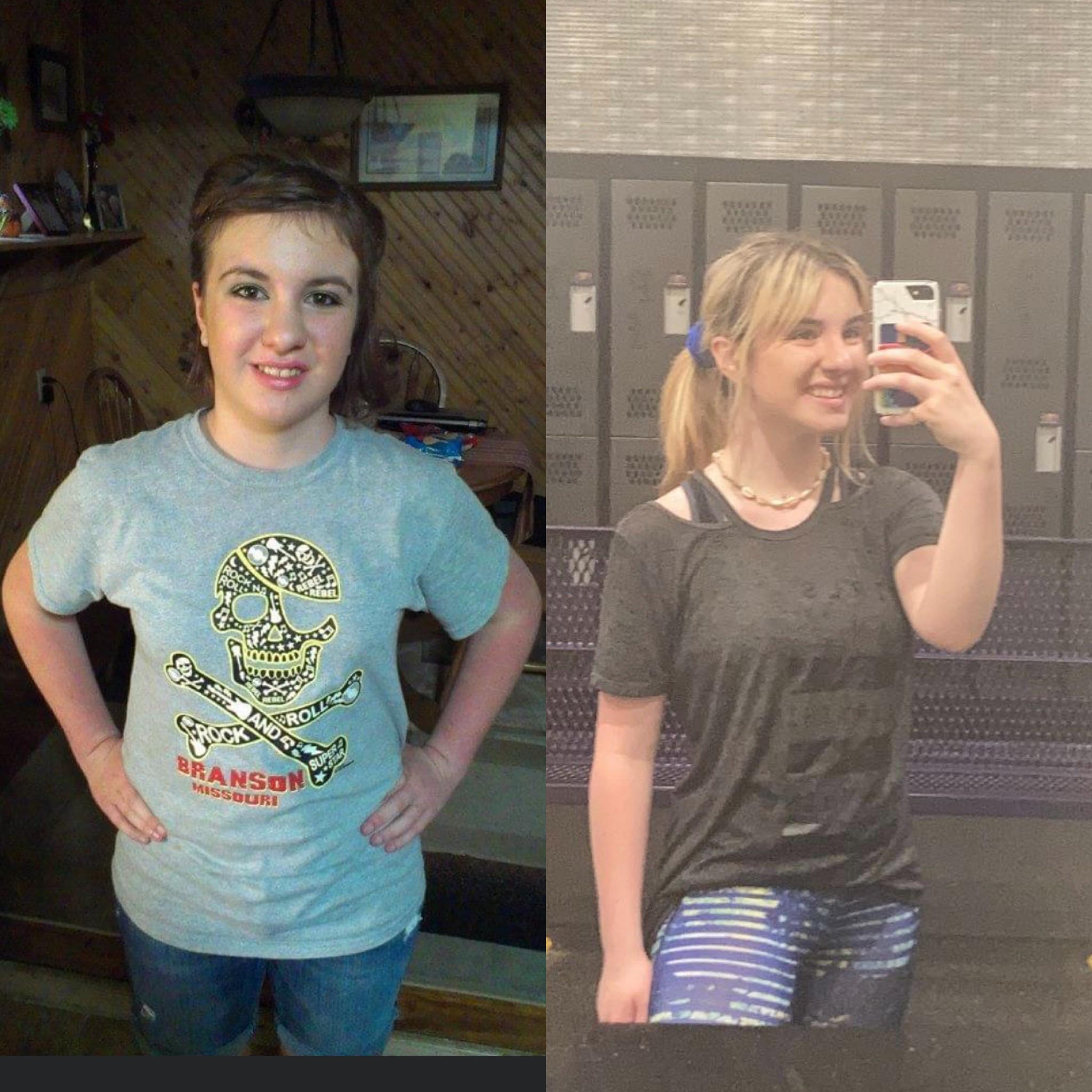 5 foot 3 Female 19 lbs Weight Loss 135 lbs to 116 lbs