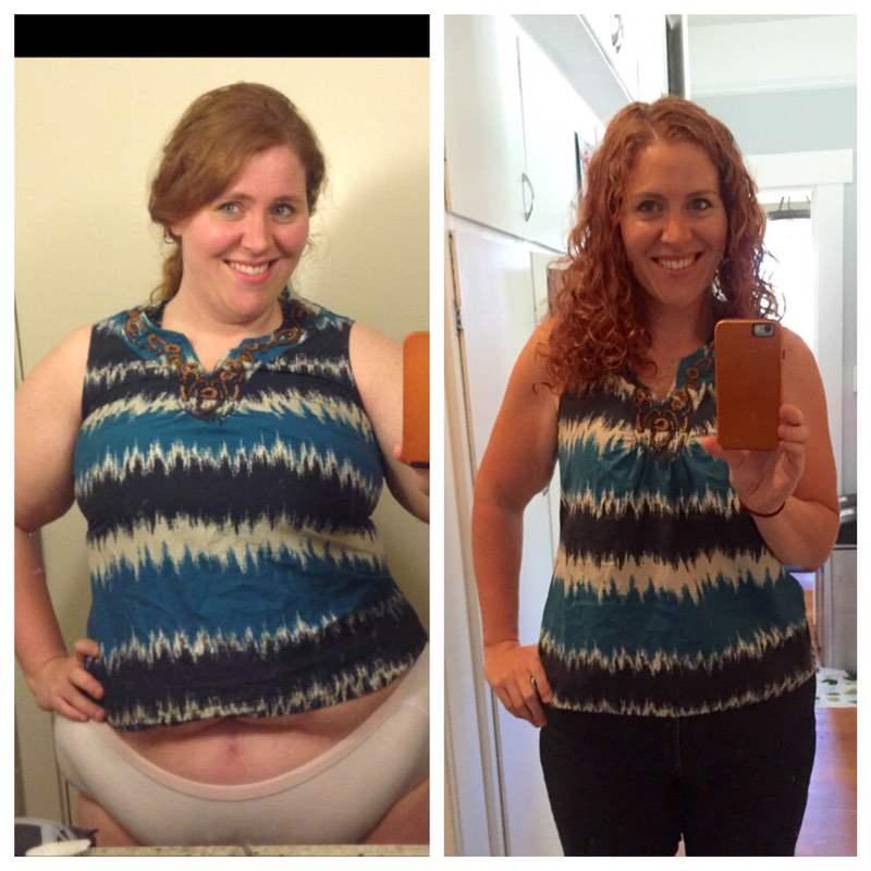 5 foot 9 Female 73 lbs Fat Loss 260 lbs to 187 lbs