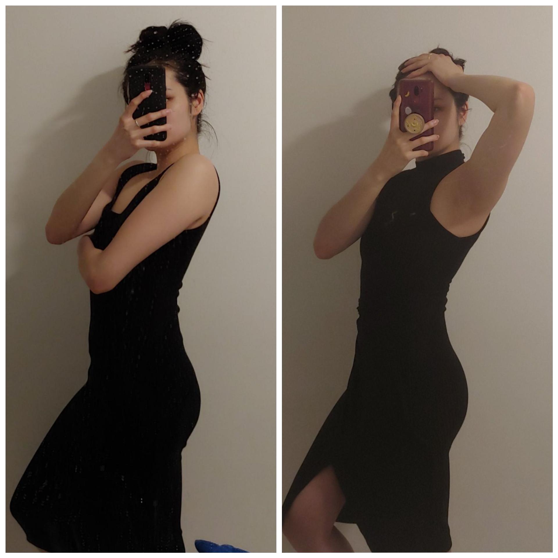 Progress Pics of 115 lbs Fat Loss 5'8 Female 135 lbs to 20 lbs