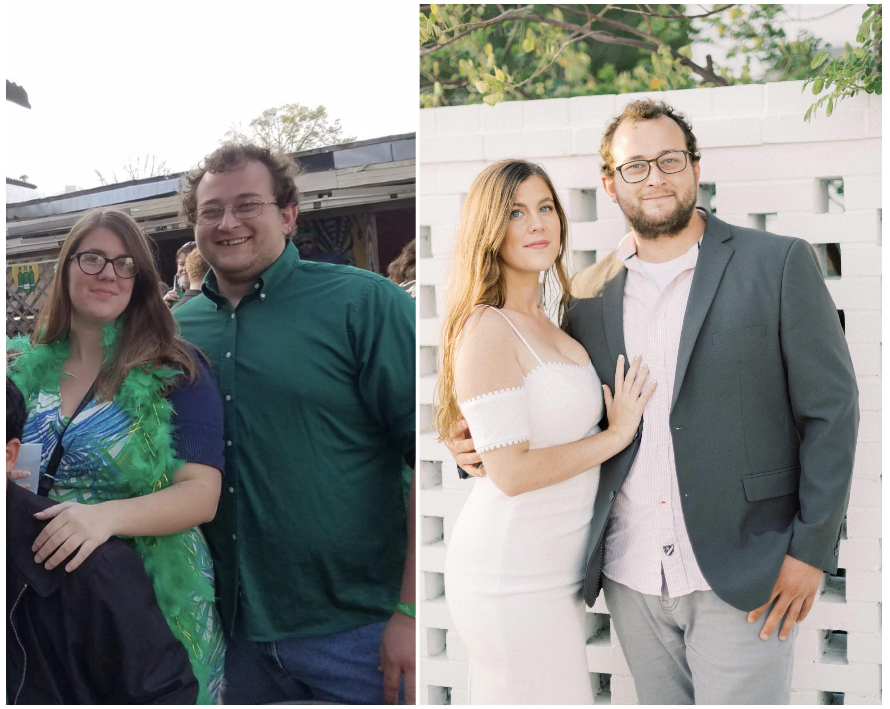 5 foot 7 Female Before and After 73 lbs Weight Loss 203 lbs to 130 lbs