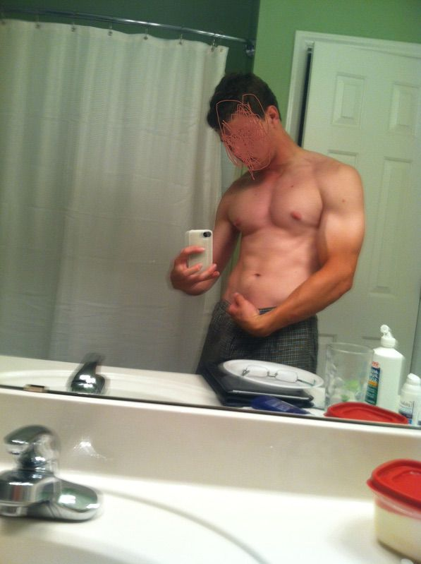 5 feet 11 Male Progress Pics of 20 lbs Weight Loss 180 lbs to 160 lbs