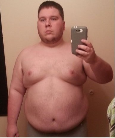 5 foot 6 Male Before and After 100 lbs Fat Loss 300 lbs to 200 lbs