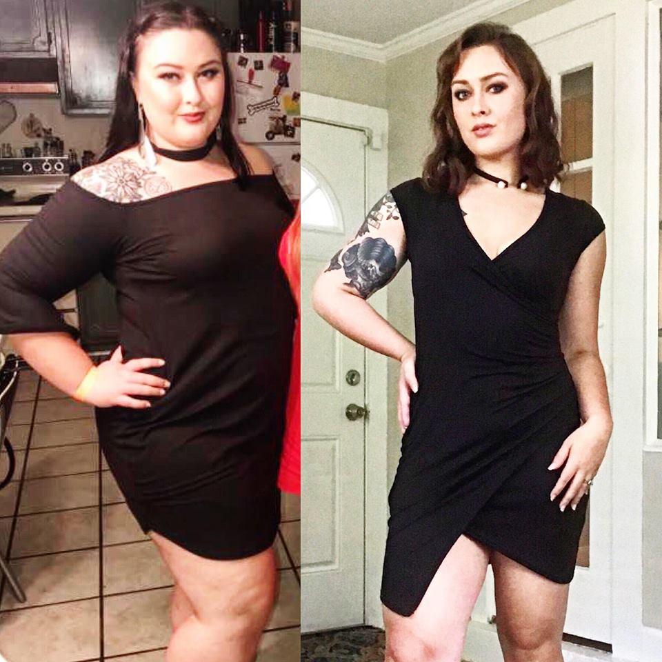 83 lbs Weight Loss 5 feet 3 Female 230 lbs to 147 lbs