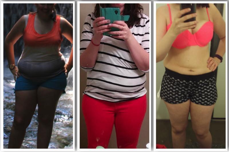 Progress Pics of 30 lbs Fat Loss 5 foot 3 Female 175 lbs to 145 lbs