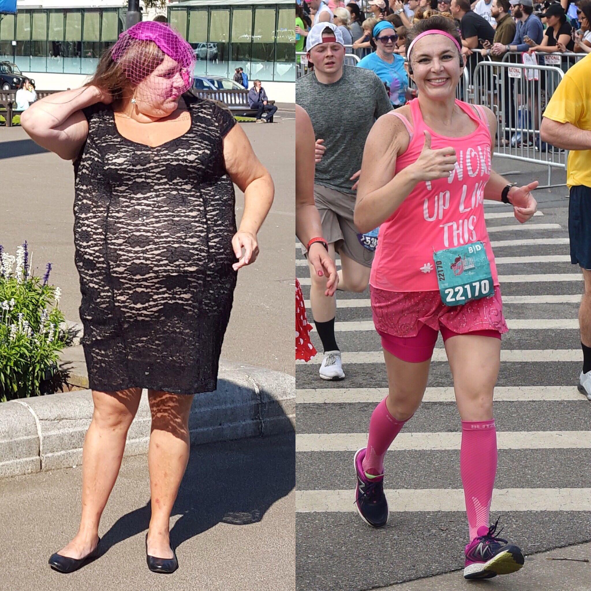 5'7 Female 135 lbs Weight Loss 313 lbs to 178 lbs