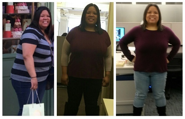 50 lbs Weight Loss 5 foot Female 233 lbs to 183 lbs