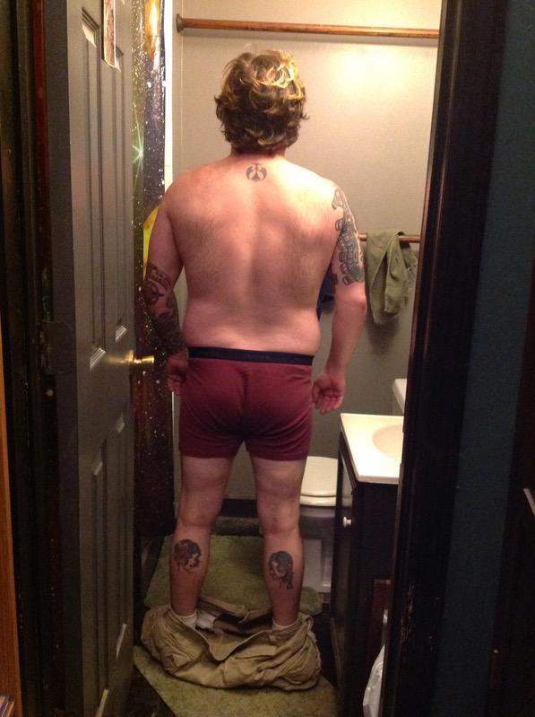 4 Pics of a 193 lbs 5'9 Male Fitness Inspo