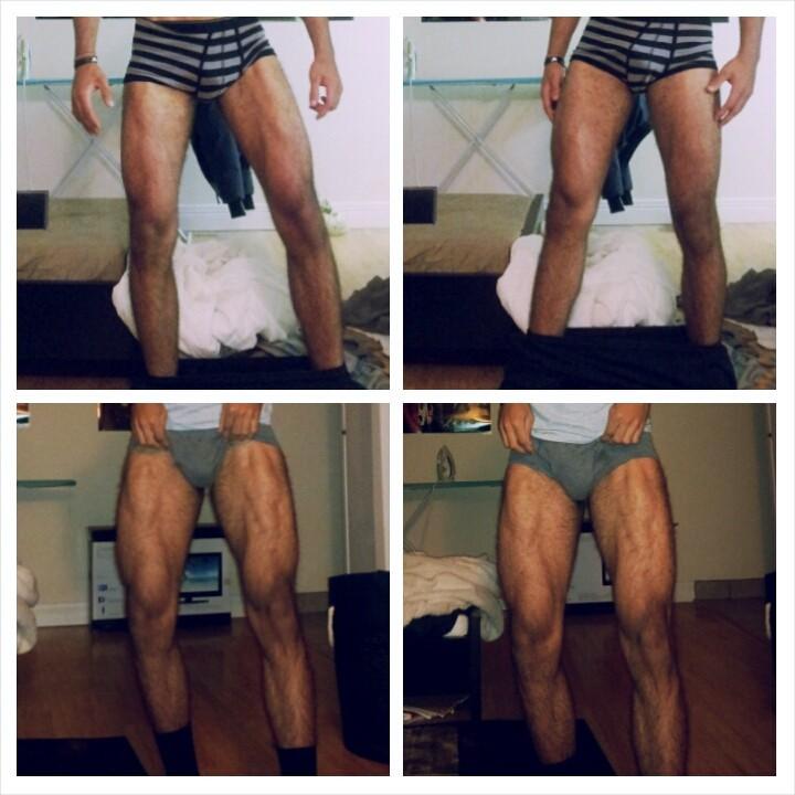Progress Pics of 7 lbs Weight Gain 6 feet 1 Male 158 lbs to 165 lbs