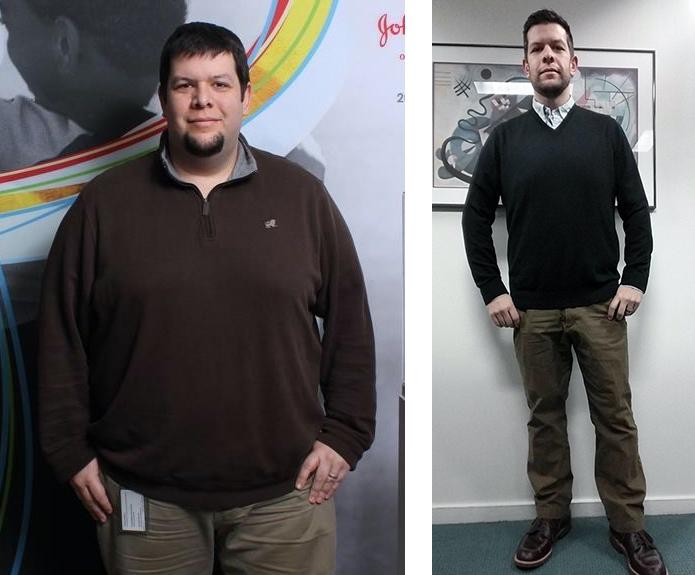 5 feet 11 Male Progress Pics of 134 lbs Fat Loss 332 lbs to 198 lbs