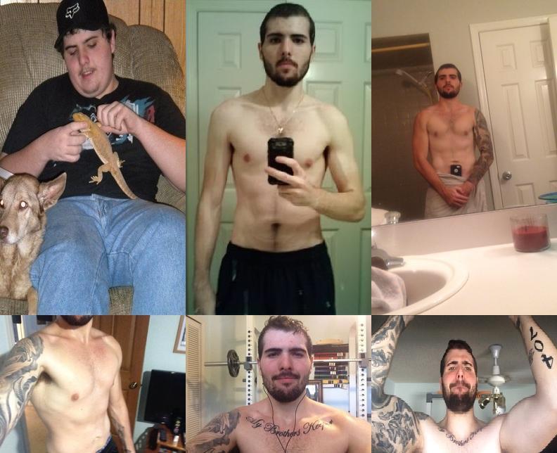 5'10 Male 110 lbs Weight Loss 280 lbs to 170 lbs