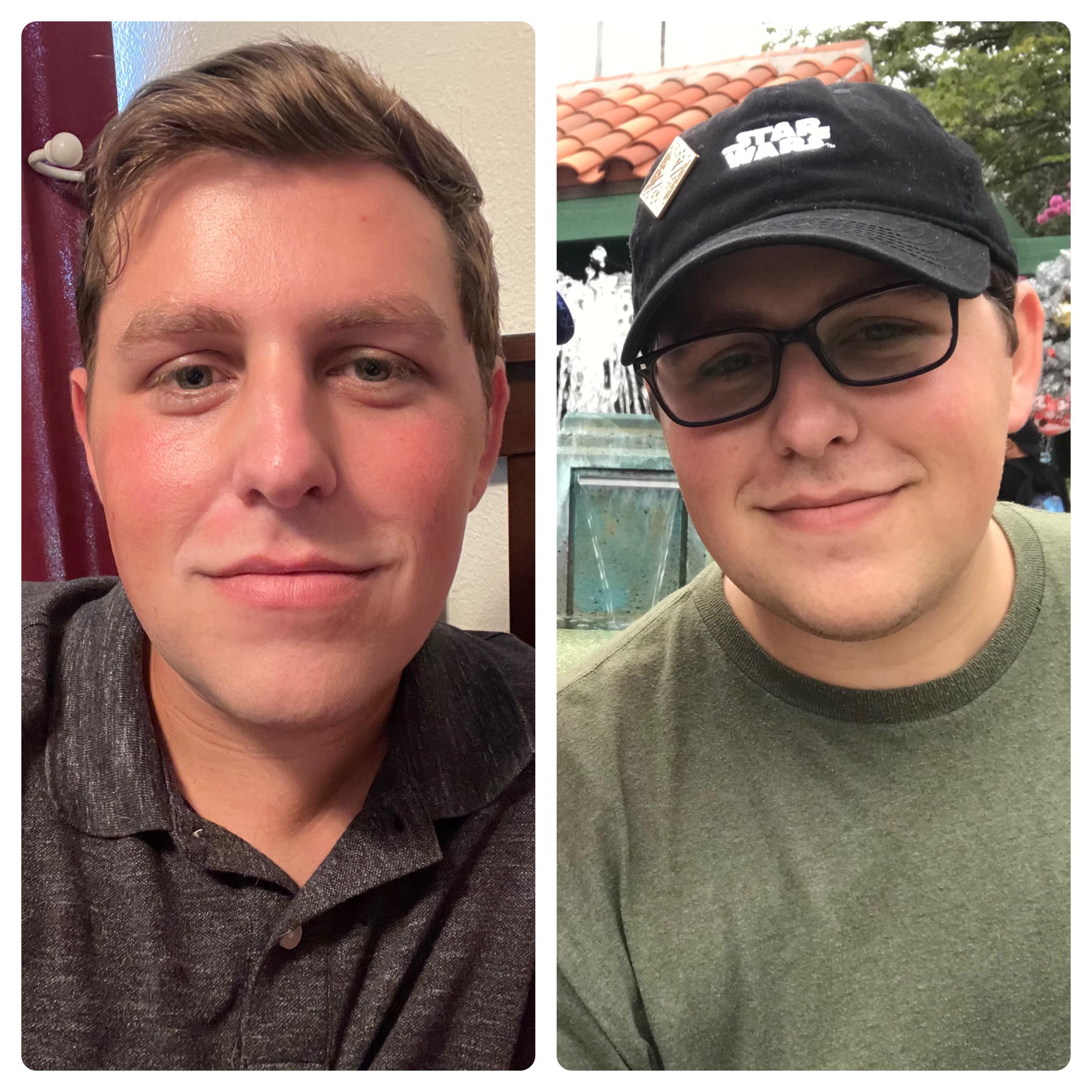 6'1 Male 47 lbs Weight Loss 266 lbs to 219 lbs