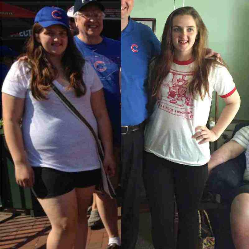 5'10 Female 103 lbs Weight Loss 275 lbs to 172 lbs