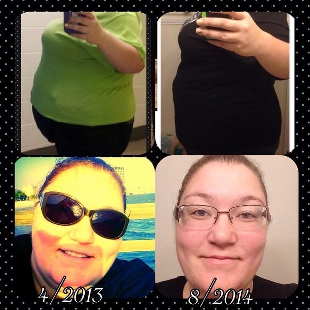 5 feet 9 Female Progress Pics of 65 lbs Fat Loss 390 lbs to 325 lbs