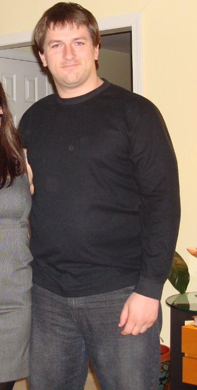 6 foot Male 70 lbs Weight Loss 285 lbs to 215 lbs
