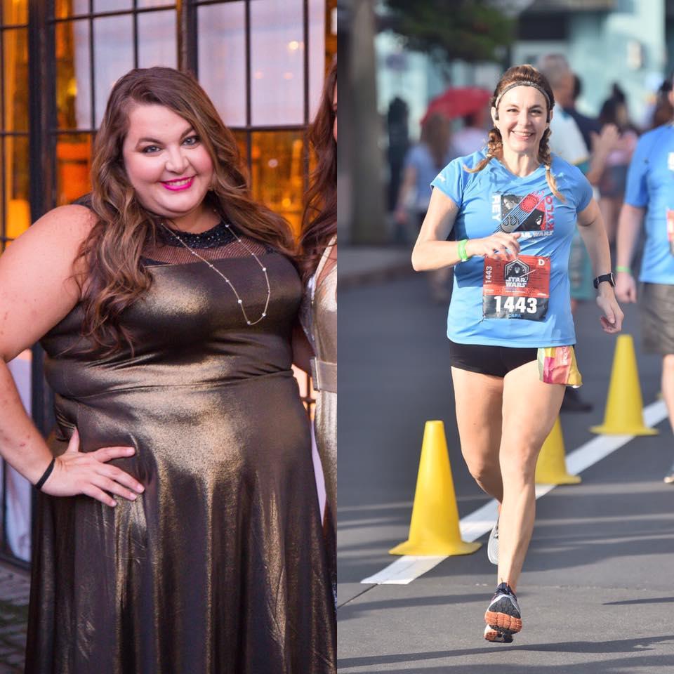 5'7 Female Progress Pics of 136 lbs Fat Loss 313 lbs to 177 lbs