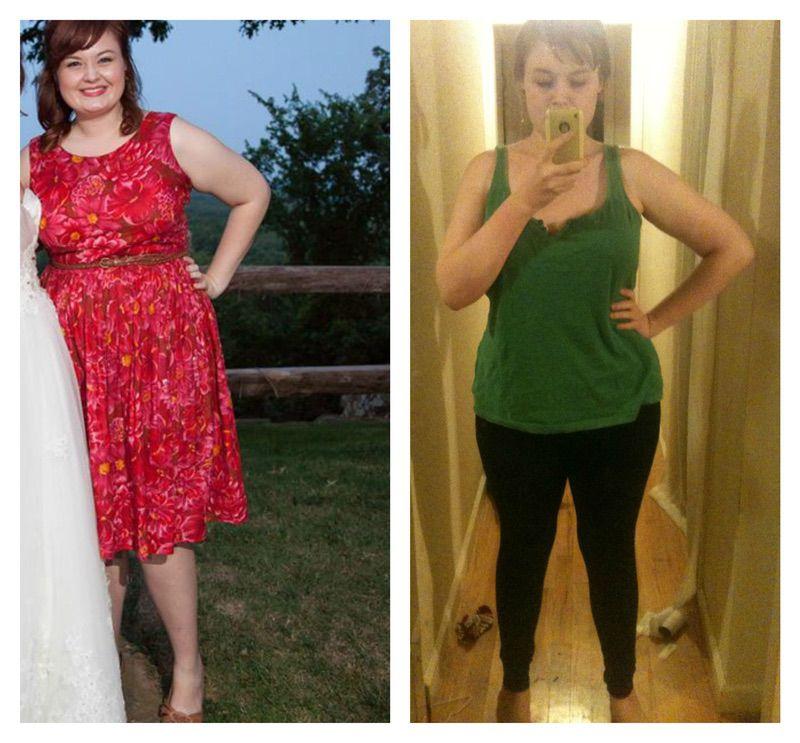 5'8 Female 30 lbs Weight Loss 202 lbs to 172 lbs