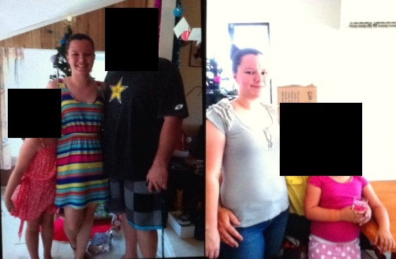 5 foot 6 Female 22 lbs Fat Loss Before and After 160 lbs to 138 lbs