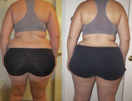 5'11 Female Progress Pics of 10 lbs Weight Loss 282 lbs to 272 lbs