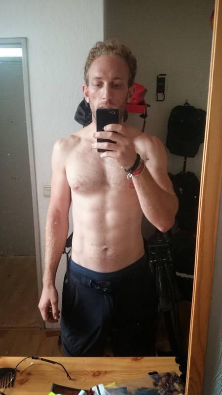 6 feet 1 Male 4 lbs Fat Loss 163 lbs to 159 lbs