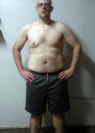 5 foot 11 Male 64 lbs Fat Loss 230 lbs to 166 lbs