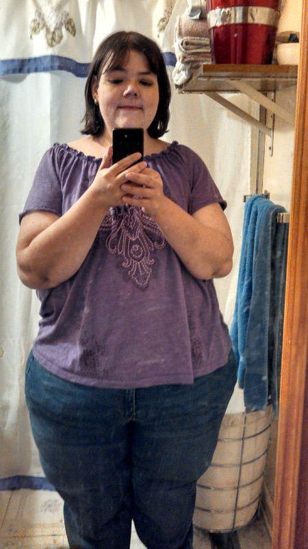 170 lbs Fat Loss 5 foot Female 424 lbs to 254 lbs