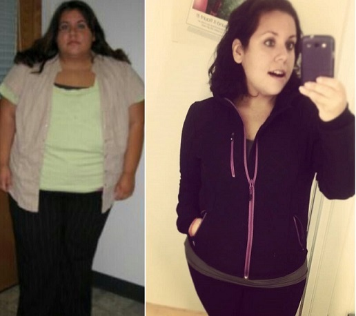 167 lbs Weight Loss Before and After 5 feet 1 Female 361 lbs to 194 lbs
