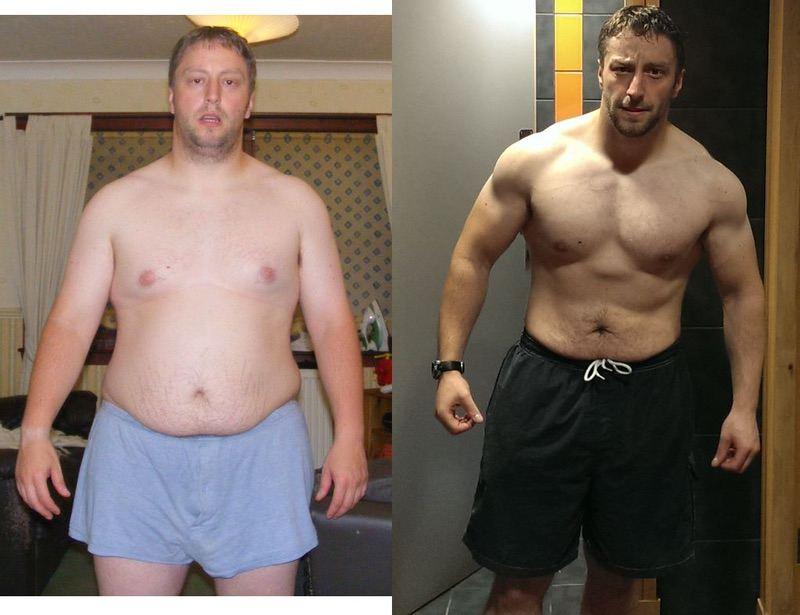 Progress Pics of 70 lbs Weight Loss 5'9 Male 259 lbs to 189 lbs