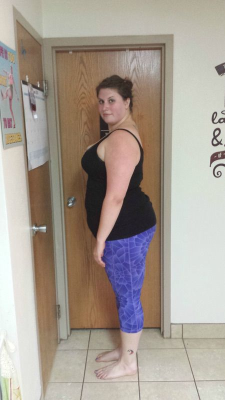 39 lbs Fat Loss 6 foot Female 288 lbs to 249 lbs